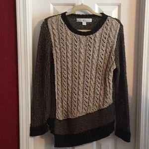 Curio hand knit sweater